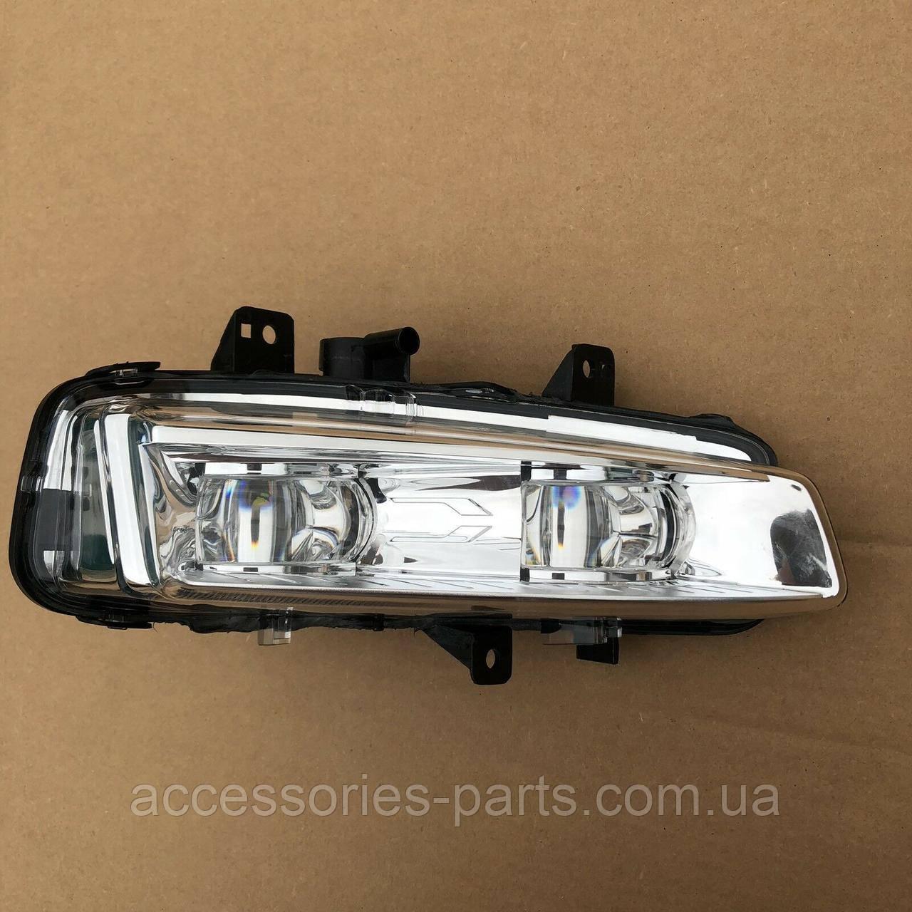Фара противотуманная передняя правая светодиодная Range Rover Evoque L538 Новая Оригинальная