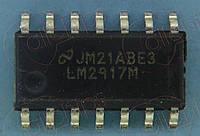 Преобразователь частоты в напряжение NSС LM2917M SOP14