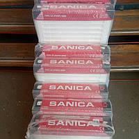 Радиатор стальной SANICA 11 300x1800 (пр-во Турция, 11 класс, высота 300 мм)