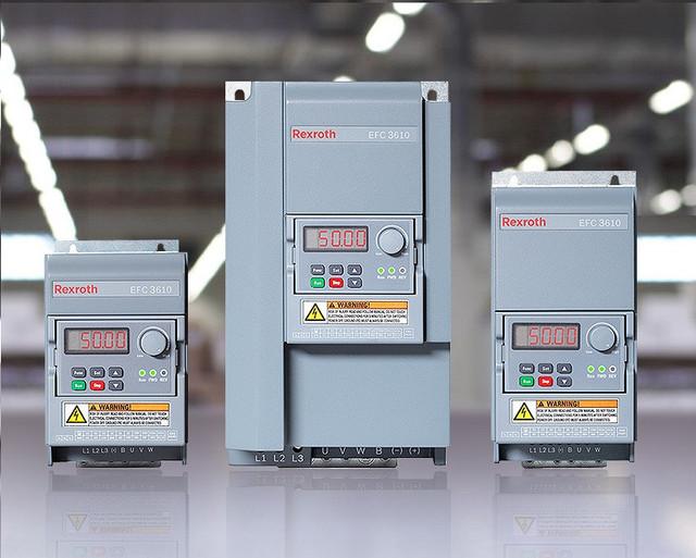 Преобразователи частотны EFC3610 Bosch Rexroth