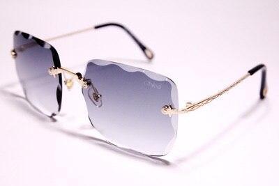 e010829c20b9 Солнцезащитные очки Chloe квадратные серые, цена 320 грн., купить в ...