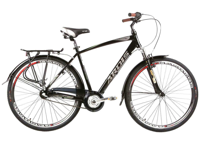 """Городской велосипед ARDIS POSTMAN 28"""" 20""""  Черный"""