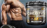 Platinum Muscletech, Essential Series микронизированный креатин без запаха, 400 г. Оригинал