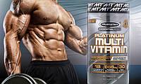 Platinum Muscletech Essential Series, платинум мультивитамины для спортсменов. Оригинал. 90 штук.