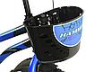 """Детский велосипед HAMMER S500 20"""" Черный/Синий, фото 10"""