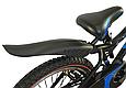 """Детский велосипед HAMMER S500 20"""" Черный/Синий, фото 9"""