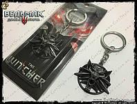 """Брелок Геральта - """"Witcher Keychain"""""""