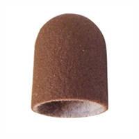 Песочные колпачки д13, коричневые (обр.60)