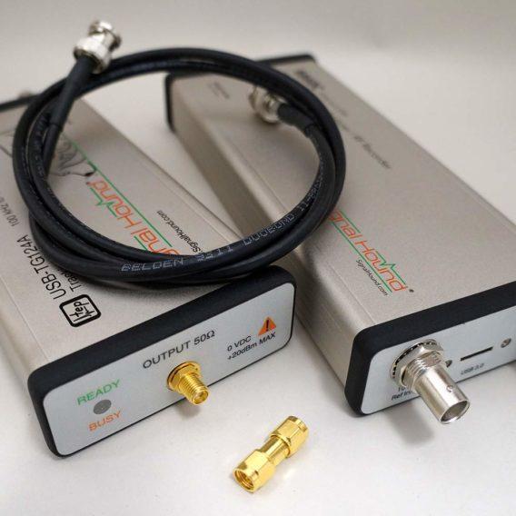 Скалярный сетевой анализатор 6 ГГц