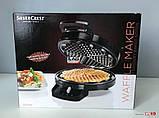 Вафельниця для бельгійських вафель SilverCrest (Німеччина), фото 2