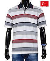 Яркая мужская футболка поло не дорого.Хлопок.Качество.