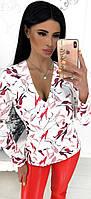 Блуза женская в расцветках  аан1240, фото 1