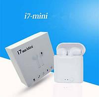 Беспроводные Bluetooth наушники I7 MINI TWS.