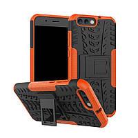 Чехол Armor Case для Asus Zenfone 4 (ZE554KL) Оранжевый