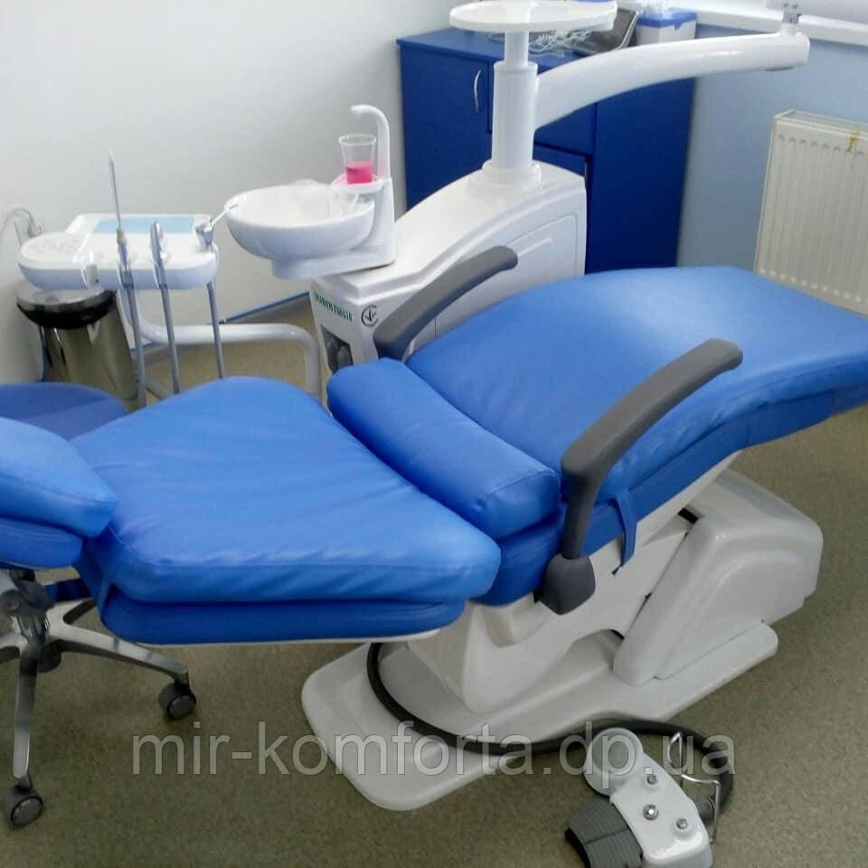 Изготовление матрасов для стоматологических кресел