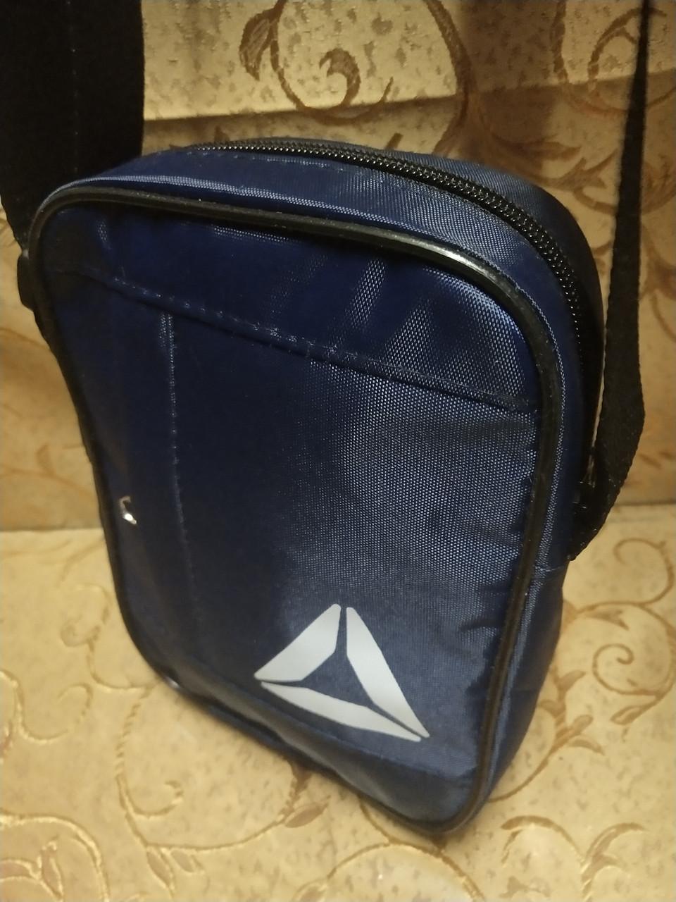(18*14-маленький)Спортивные барсетка reebok Водонепроницаемая сумка для через плечо только оптом