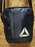 (18*14-маленький)Спортивные барсетка reebok Водонепроницаемая сумка для через плечо только оптом, фото 2