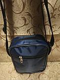 (18*14-маленький)Спортивные барсетка reebok Водонепроницаемая сумка для через плечо только оптом, фото 3