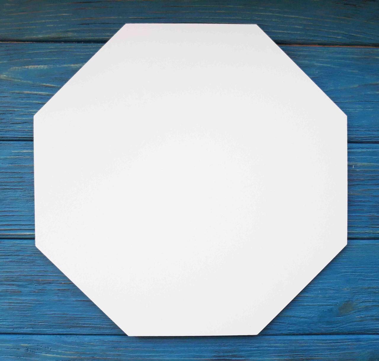 Подложка под торт. Подставка для торта. Восьмиугольник. Размер 30Х30 см