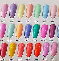 Гель-лак Global Fashion Elite NEW 8 ml , № 4
