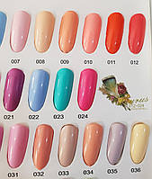 Гель-лак Global Fashion Elite NEW 8 ml , № 9
