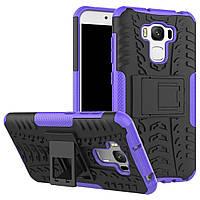 Чехол Armor Case для Asus Zenfone 3 Max ZC553KL Фиолетовый