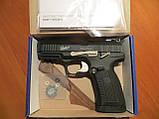 Газобалонне пневматичний пістолет мр655к baikal. Іжевський. Росія, фото 3
