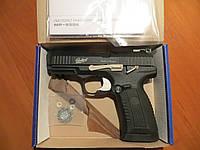 Пневматический газобалонный пистолет мр655к baikal