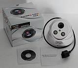 Камера внутреннего наблюдения купольная IP (MHK-N3912-100W), фото 2