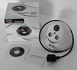 Камера внутреннего наблюдения купольная IP (MHK-N3912-100W), фото 3