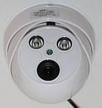 Камера внутреннего наблюдения купольная IP (MHK-N3912-100W), фото 10