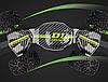Трюкова машинка-трансформер Ultimate X Stunt 4WD, Зелена (RM101001102), фото 5