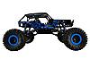 Радиоуправляемая машина Big Feet Ghost 4WD 1:10 Синий (RM101001109), фото 3