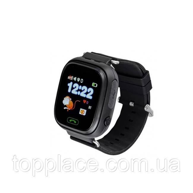Часы-телефон Smart Baby Watch Q90 c GSP трекером для детей (G101001134)