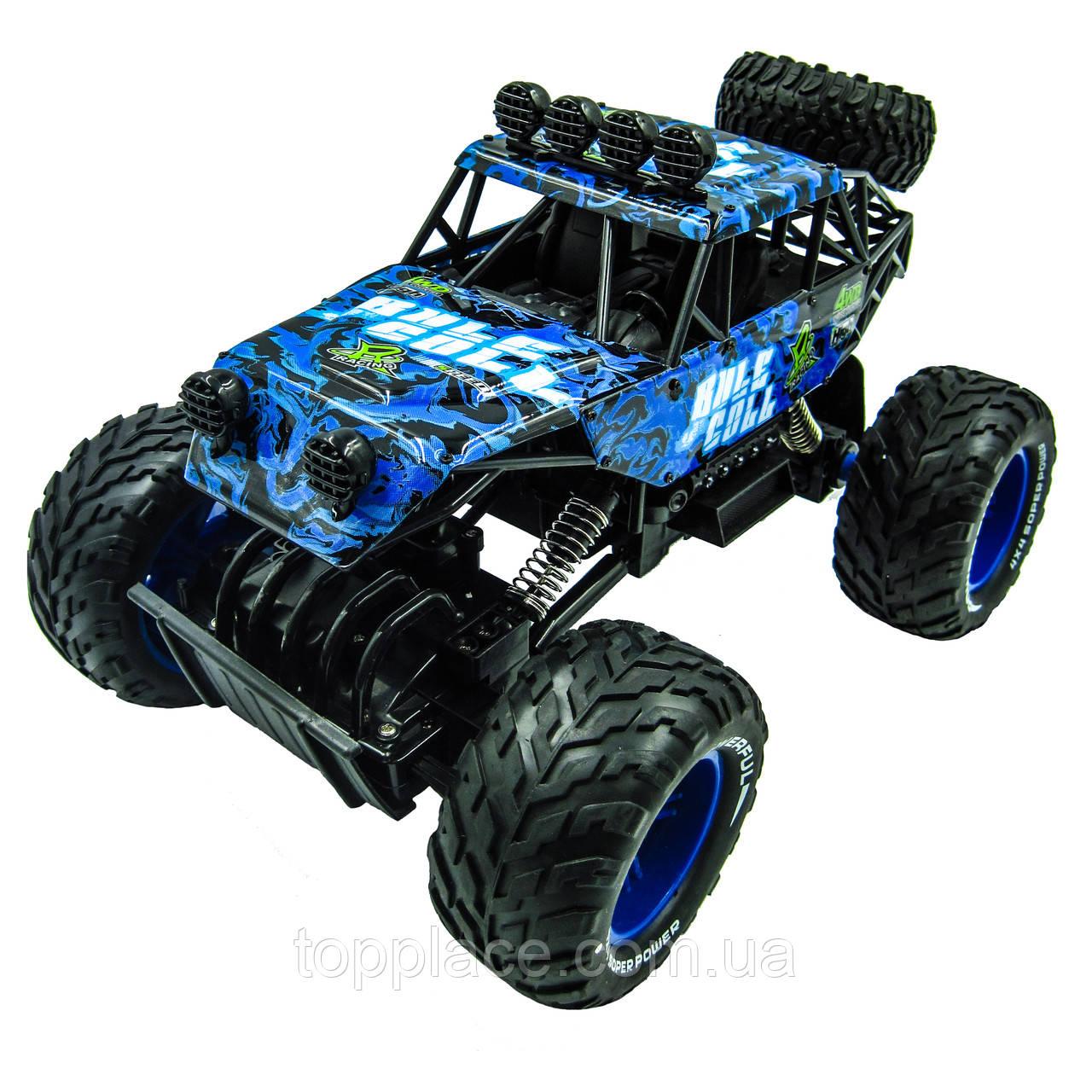 Радіокерований краулер OffRoad 4WD 1:10 Синій (RM101001141)