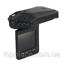 Видеорегистратор DVR HD Full HD 1080P с ночной съемкой Черный (AS101005326)