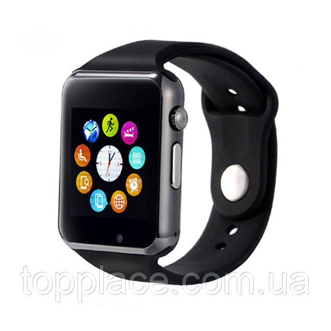 Смарт-часы Smart UWatch A1 Black (G101001117)