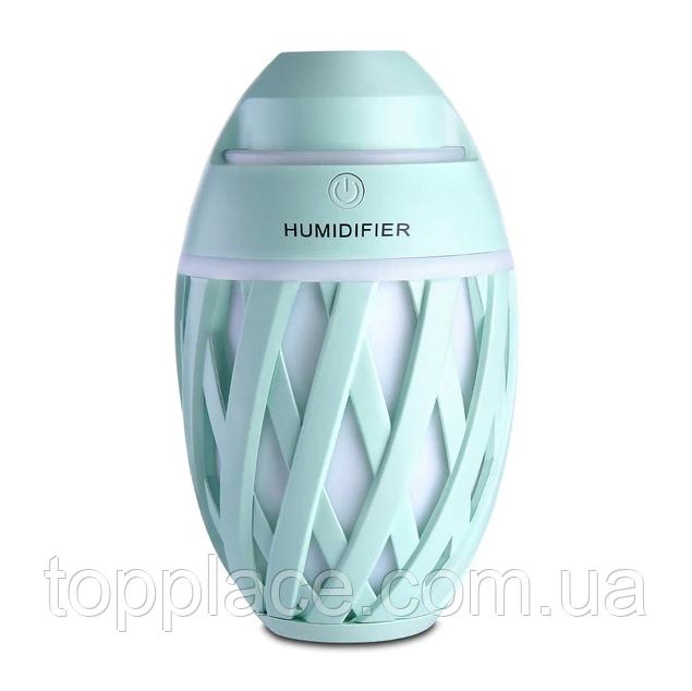Увлажнитель воздуха Humidifier с функциями диффузора и LED ночника Green (LS101005364)