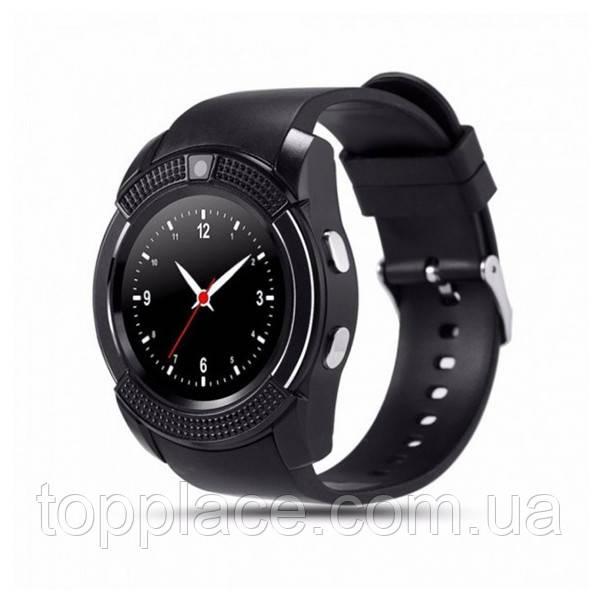 Смарт-часы Smart UWatch V8 Black (G101001113)