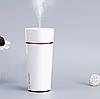 Увлажнитель воздуха Humidifier Mini M11 с вентилятором и ночником White (LS101005335), фото 3