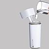 Увлажнитель воздуха Humidifier Mini M11 с вентилятором и ночником White (LS101005335), фото 4