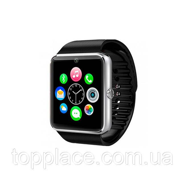 Смарт-часы Smart UWatch GT08 Silver (G101001116)