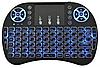 Клавиатура беспроводная Rii Mini i8 RUS Backlit с подсветкой, Black (G101001157), фото 4