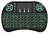 Клавиатура беспроводная Rii Mini i8 RUS Backlit с подсветкой, Black (G101001157), фото 5