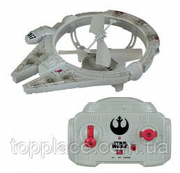 Летающий космический корабль Star Wars Millennium Falcon на радиоуправлении (RM101001149)
