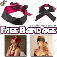 Пов'язка для очей Face Bandage