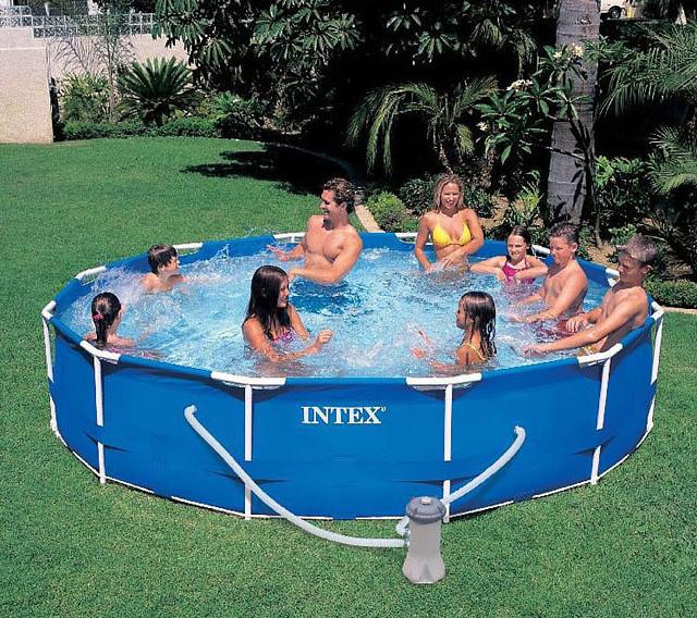 Бассейн Intex 28212 (366*77 см)