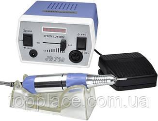 Профессиональный фрезер для маникюра и педикюра JD-700 (SN-1205937013)