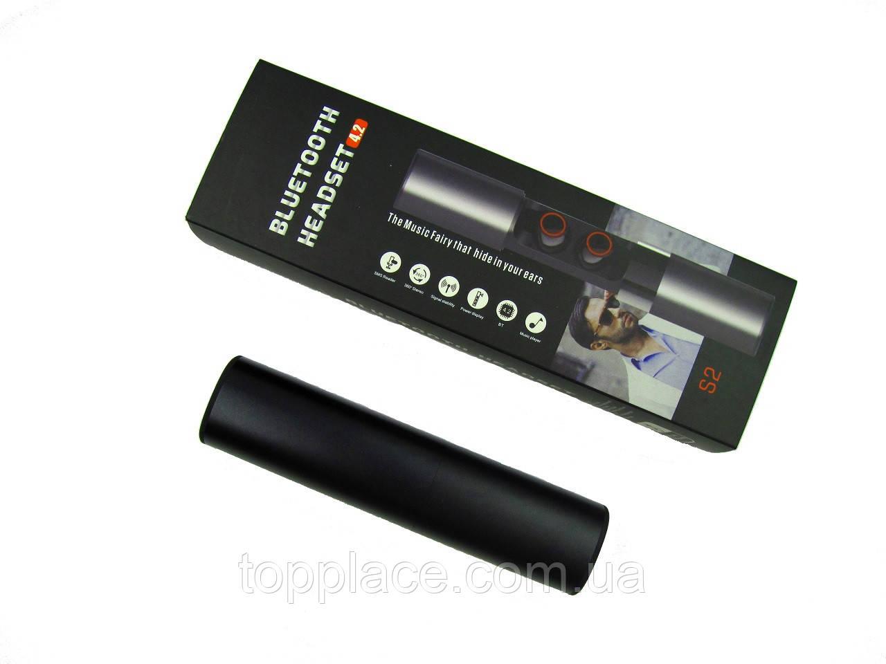 Беспроводные Bluetooth наушники Air S2, Black (G101001195)