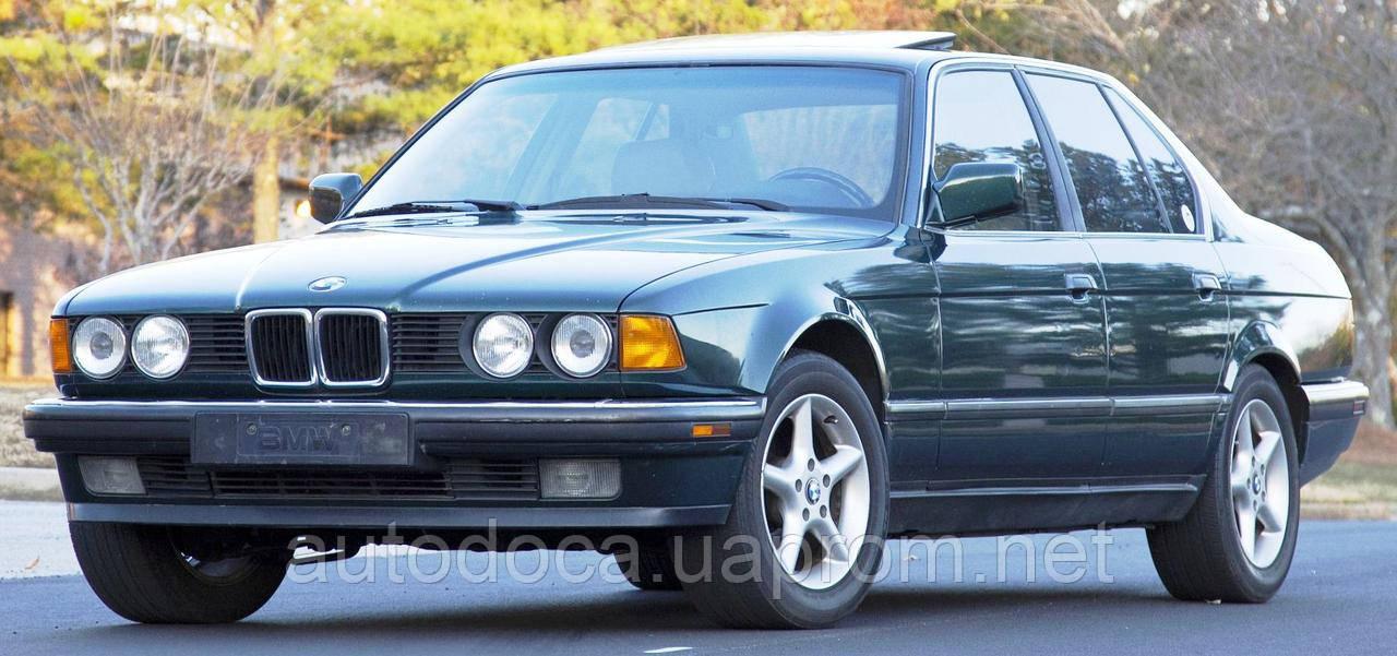 Захист піддона картера двигуна, кпп BMW 7 (E32) 1992-